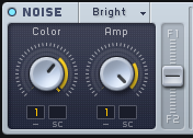 Transition FX - White Noise - Noise