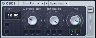 Modern Leads - Massive - Oscillator 1 Mod