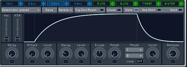 Big Room - Bass - Env 3