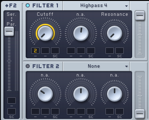 Big Room - Lead - Filters