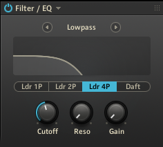 Foley - Sample 2 - Filter