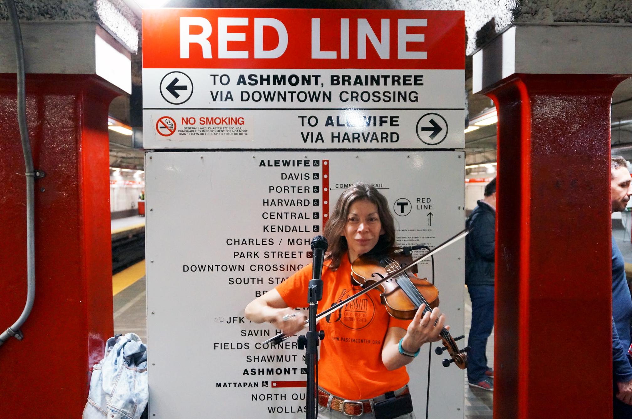 Subway Series: Ilana Katz Katz