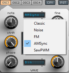am-sync-oscillator