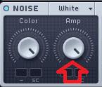 amp-noise-oscillator
