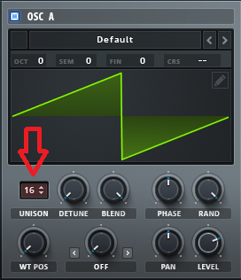 Make Bigger Synths by Using Unison - SoundBridge