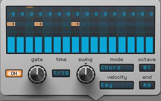 Spire rhythmic gate