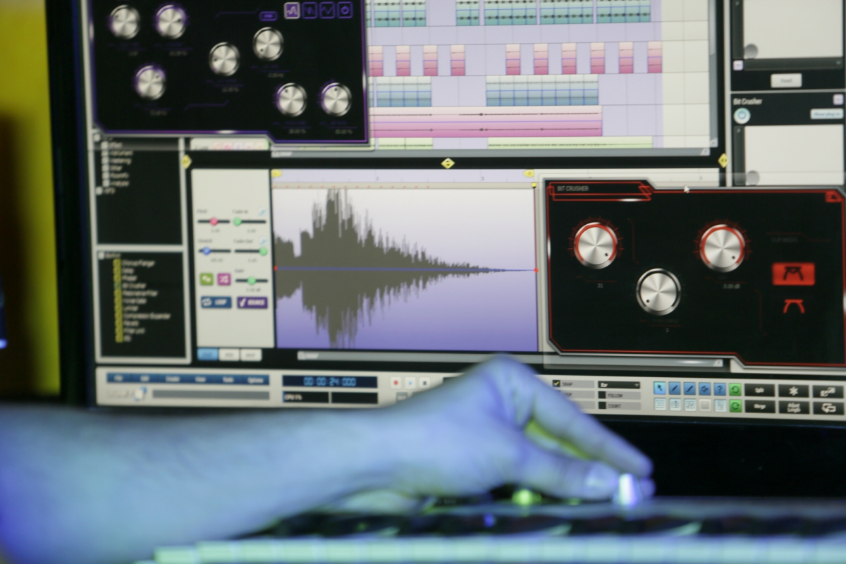 Techno Chord Sound Tutorial