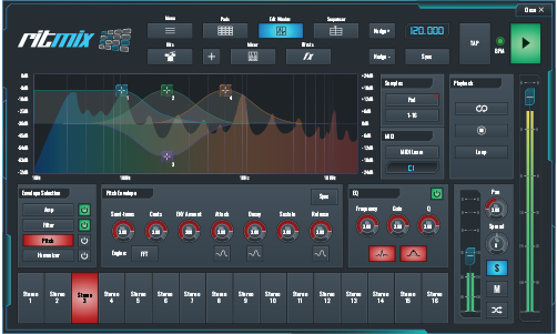 SoundBridge - A Free Full-Featured DAW Designed with