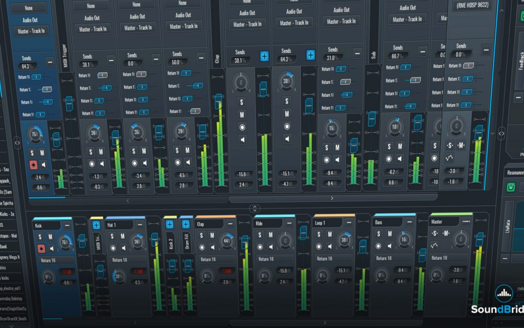 SoundBridge Widgets: Preferences – Part 2