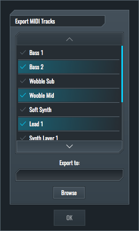 SoundBridge: DAW Widgets: Freeze & Export Explained