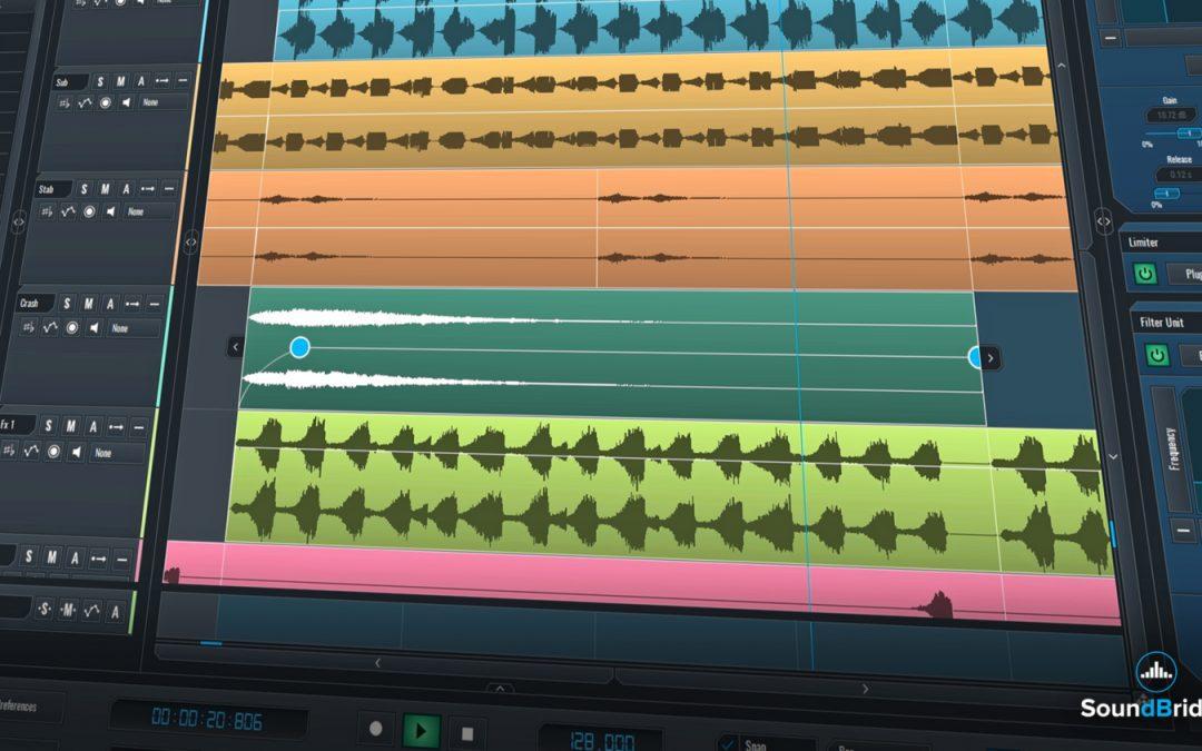 SoundBridge Widgets: Freeze & Export